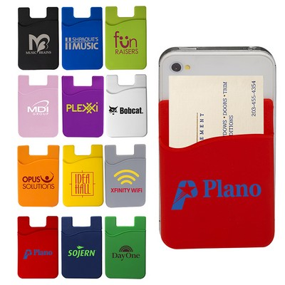 Econo Silicone Mobile Device Pocket